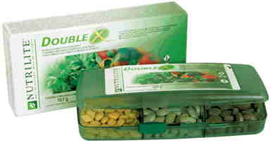 Double X – Multivitamínico, Multimineral y Fitonutrientes